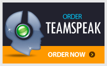 TeamSpeak Oregon Hosting